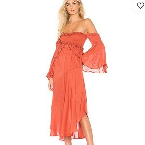 Spell & the Gypsy Collective Florence Midi Dress